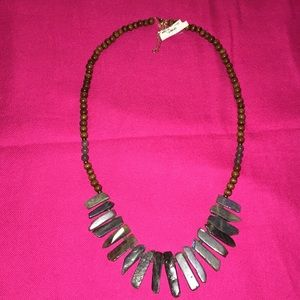NWT stunning South Moon Under statement necklace